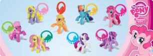 McDonald's Happy Meal March 2012