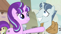 "Starlight ""well done, Party Favor!"" S5E2"