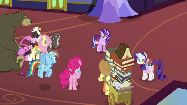 """File:Starlight """"Fluttershy and I could work"""" S6E21.png"""