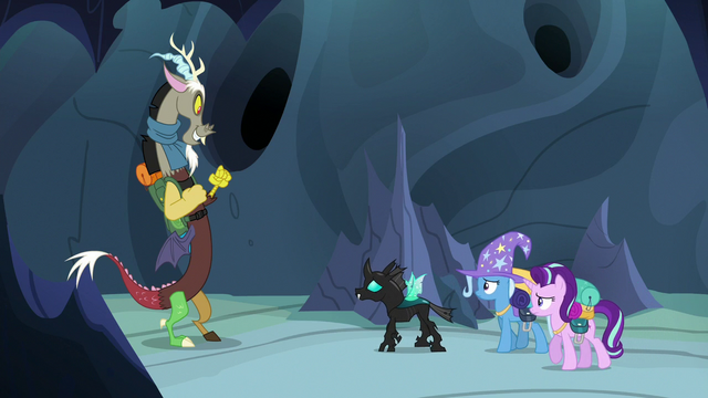 """File:Thorax """"we gotta find the throne"""" S6E26.png"""