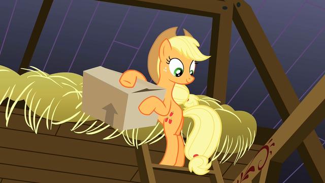 "File:Applejack ""found it"" S3E8.png"
