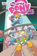 Comic issue 29 cover A