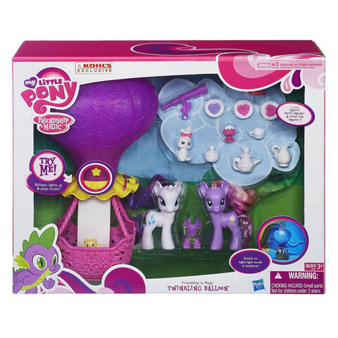File:Friendship is Magic Twinkling Balloon Set with Rarity and Daisy Dreams.jpg