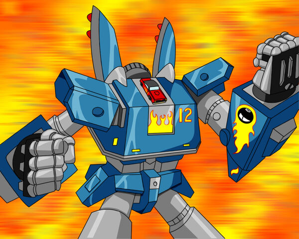 File:MEGAS XLR Action pose by wilkowwc.jpg