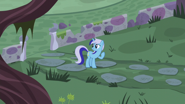 """File:Minuette """"I think this is the place"""" S5E12.png"""