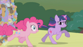 Pinkie Pie suggesting a tuba S1E10.png