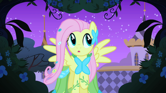 File:Fluttershy exploring the gardens S1E26.png