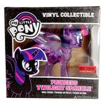 Funko Twilight Sparkle glitter vinyl figurine packaging