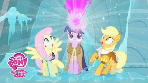 "MLP Friendship is Magic - ""The Heart Carol"" Music Video"