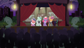 Method Mares taking a bow S5E16.png