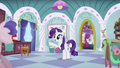 Rarity in Canterlot Carousel sewing room RPBB2.png