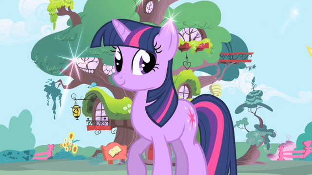 File:Twilight Sparkle magic makes it all complete S1 Opening.png