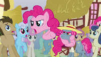 Another Pinkie clone claiming herself to be the real Pinkie 3 S3E03