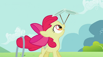 Apple Bloom spinning the plates S2E06