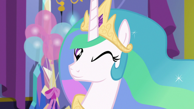 File:Princess Celestia winks at Twilight Sparkle S7E1.png