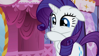 Rarity looking at Sweetie Belle's drawing 2 S2E05
