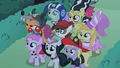 Fillies standing in fear S2E4.png