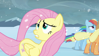 Fluttershy 'It's one of the' S3E1