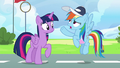"Rainbow Dash ""Sky obviously has no idea"" S6E24.png"