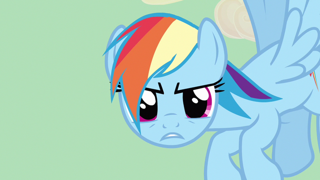 File:Rainbow Dash spill the beans S2E14.png