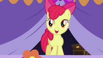 Apple Bloom singing alone S5E17