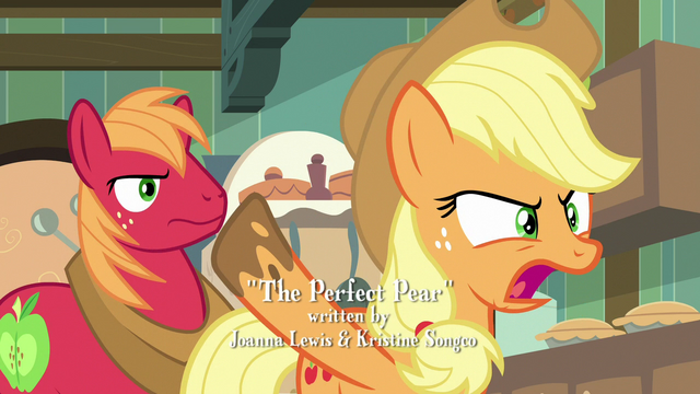 "File:Applejack in angry disbelief ""why?!"" S7E13.png"