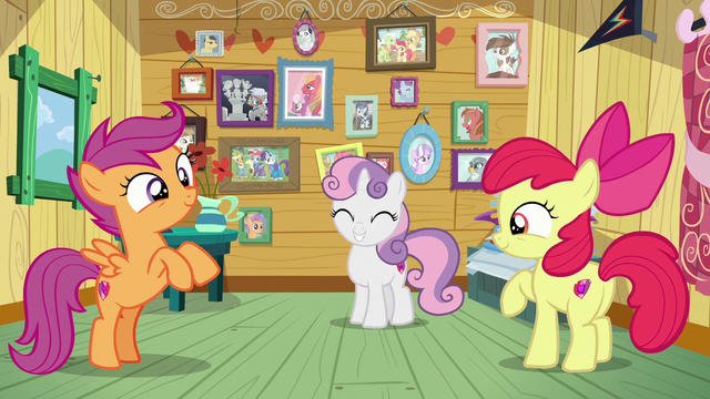 File:Cutie Mark Crusaders pleased with themselves S7E6.png