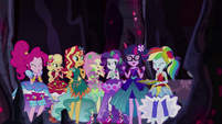 Equestria Girls in happy agreement EG4