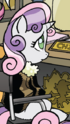 Friends Forever issue 2 Detective Sweetie Belle