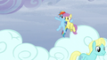 Rainbow points Parasol to a direction S5E5.png
