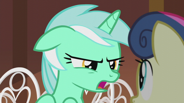 """File:Lyra """"I cooked them up and ate them!"""" S5E9.png"""