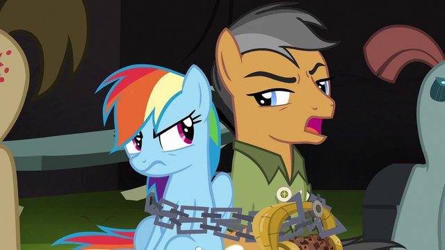 "File:Quibble ""call off the henchpony repertory theater"" S6E13.png"