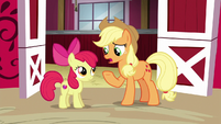 """Applejack """"things aren't like they were"""" S6E14"""