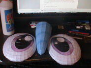FANMADE papercraft trixie 1