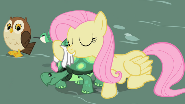 File:Fluttershy with Tank S2E07.png