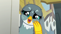 Gabby moved by Pinkie Pie's show of friendship S6E19.png