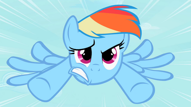 File:Rainbow Dash must hurry S2E8.png