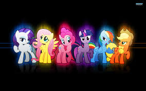 File:FANMADE Mane Six wallpaper.jpg