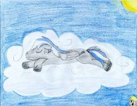 FANMADE Silverbolt1 OC Napping