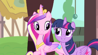 Twilight 'Hang on just one second' S4E11