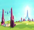 Das Kristall-Königreich, Teil 1