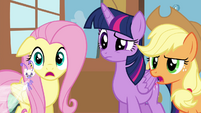 "Applejack ""what did he say"" S4E16"