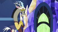 "Discord ""that's not what I meant to say"" S6E17"