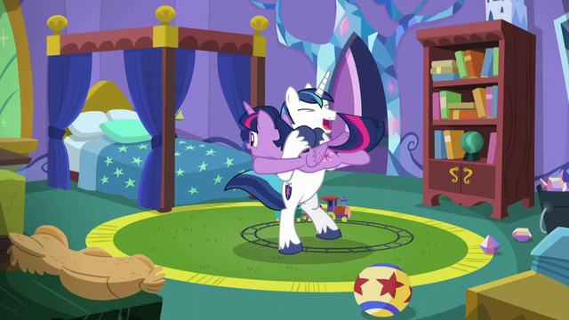 File:Shining Armor hugging and spinning Twilight around S5E19.png