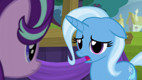 "Trixie ""I heard what Twilight said"" S6E6"