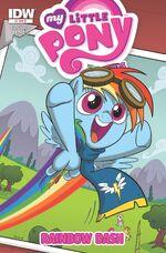 Comic micro series 2 cover RI