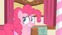Pinkie Pie after lying twice S2E06