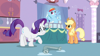 Rarity can he do this S3E9