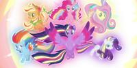 Regenbogen-Magie