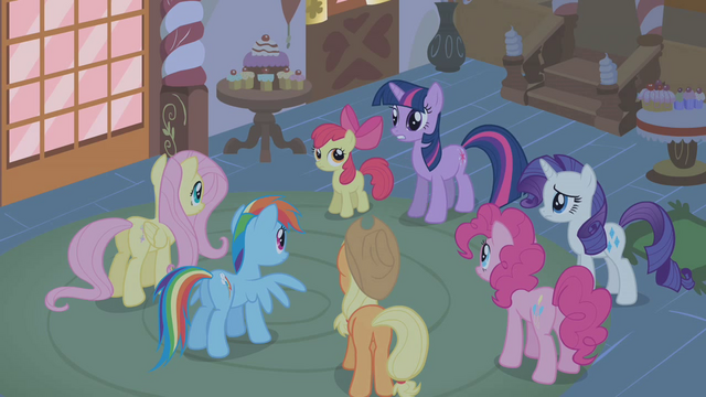 "File:Twilight Sparkle ""How is any of this bad?"" S1E09.png"